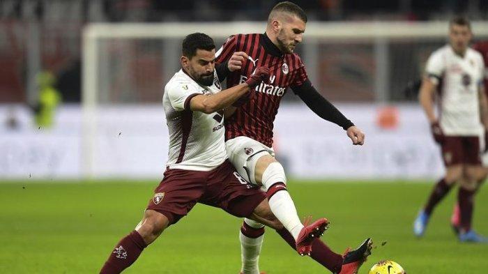 AC Milan Resmi Rekrut Ante Rebic Durasi Lima Tahun
