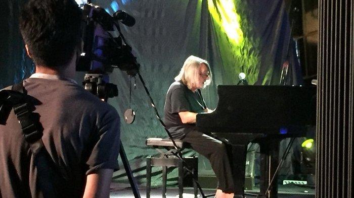 Komposer Jerman, Mick Baumeister Konser Live Streaming di Bali, Tak Bisa Pulang Karena Covid-19