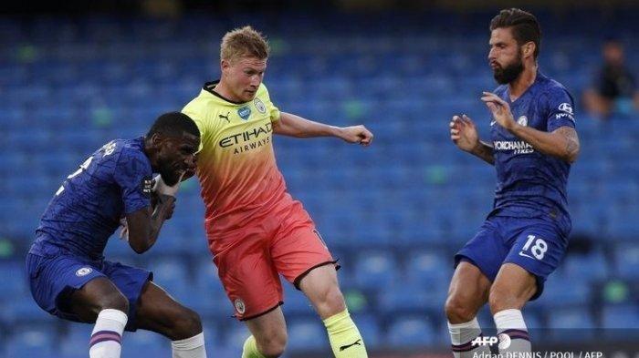 Chelsea Vs Man City Semifinal Piala FA Live RCTI, Hargreaves: Peluang Meraih Quadruple Masih Ada