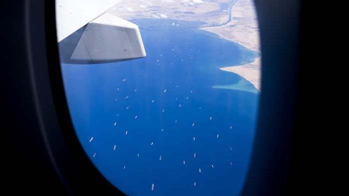 Iran Manfaatkan Krisis Terusan Suez, Ajukan Diri Jadi Alternatif Penghubung Asia Eropa