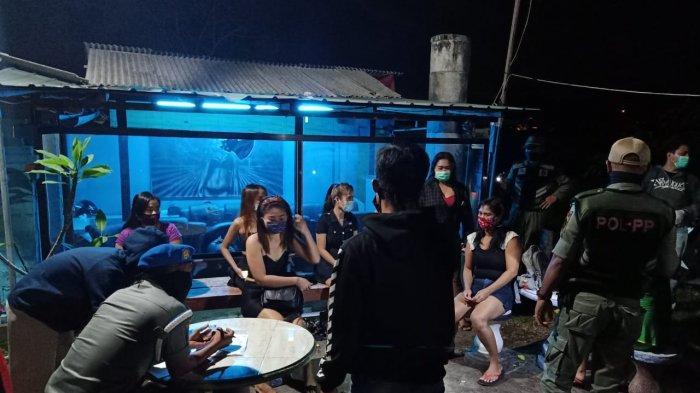 Buka di Atas Jam 10 Malam, Tempat Hiburan Malam di Tulikup Gianyar Didatangi Petugas