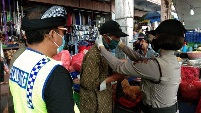 Polres Badung Gelar Aksi Gerebek Desa, Cegah Penyebaran Covid-19