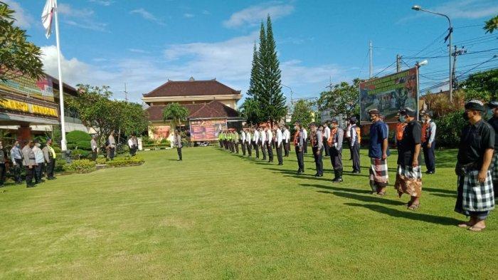 Cegah Terjadinya Aksi Terorisme di Bali, Perwira Ini Minta Untuk Jaga Kamtibmas