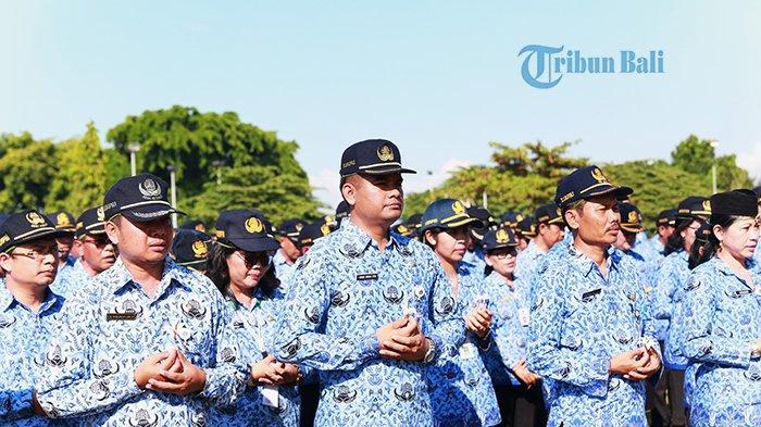 314 Jabatan Eselon IV di Bangli Bali Diusulkan ke Fungsional