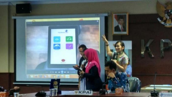 Lihat Kekerasan Terhadap Anak, Jangan Didiamkan, Laporkan via Aplikasi Ini!