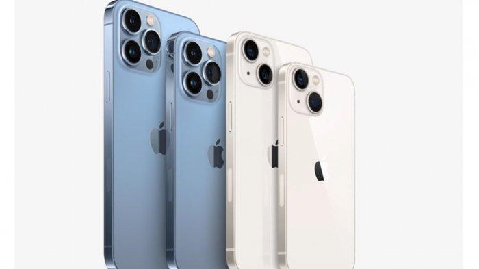 TERBARU, Harga iPhone 13, Bisa Dipesan Mulai Hari Ini