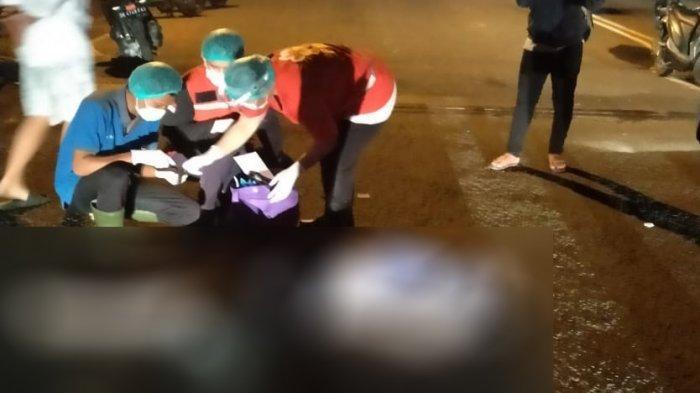 Ini Identitas Pria yang Tewas Kecelakaan di Mahendradatta Denpasar, Polisi Ungkap Kronologinya