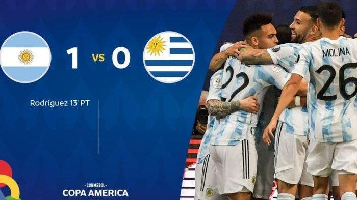 Hasil Lengkap & Klasemen Copa America 2021: Messi Tampil Apik, Argentina dan Brasil Ada di Puncak