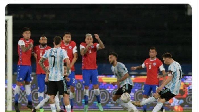 Update Hasil Lengkap Copa America 2021: Beda Nasib Argentina dan Paraguay