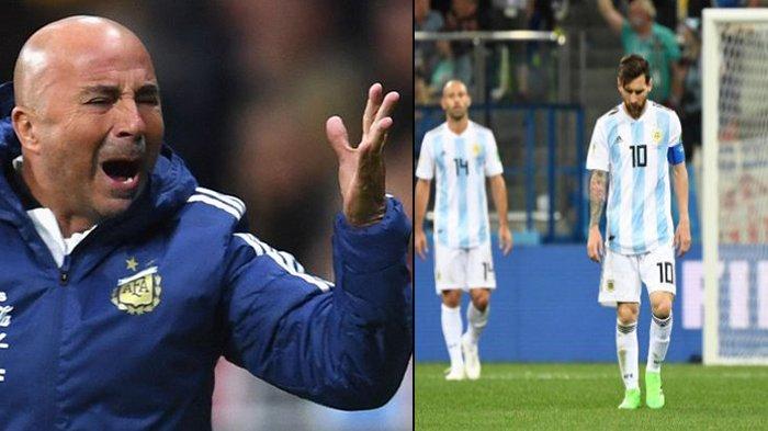 Kalah Telak dari Kroasia, Pelatih Timnas Argentina Ungkap Pernyataan Kontroversial Soal Messi