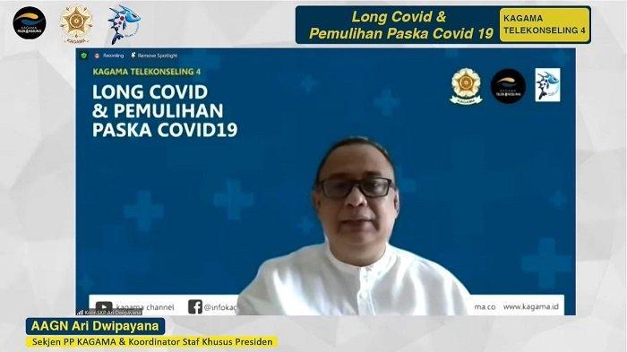 Kagama Luncurkan Telekonseling Covid-19 Gratis