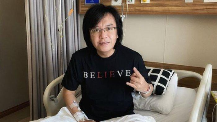 Ari Lasso Jalani Perawatan di RS, Para Musisi Kirim Doa, Dewa Budjana: Seger Waras Wak Kaji