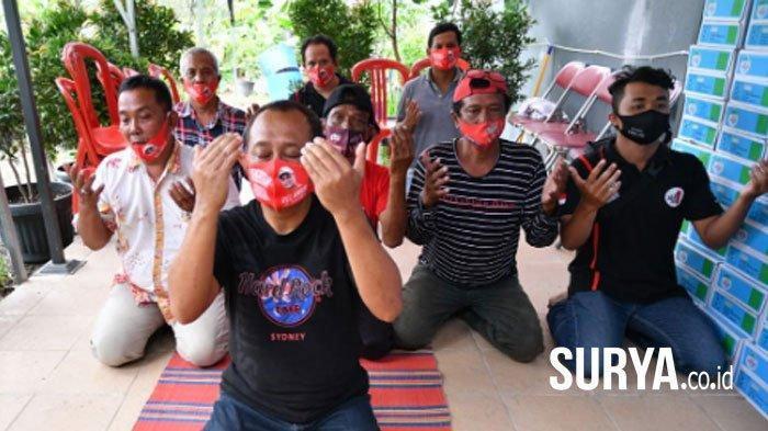 Terpilih Jadi Bakal Calon Wakil Walikota Surabaya dari PDIP, Cak Ji Langsung Sujud Syukur