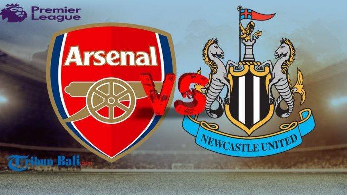 Link Live Streaming Arsenal vs Newcastle, Statistik Catat Dominasi The Gunners