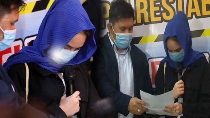 Artis HH Minta Maaf, Polisi Ungkap Sang Artis Ketagihan di Dunia Prostitusi Karena Ini