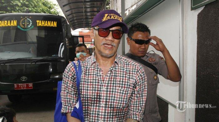Berkas Kasus Narkoba Aktor Senior Tio Pakusadewo Diserahkan ke Kejaksaan