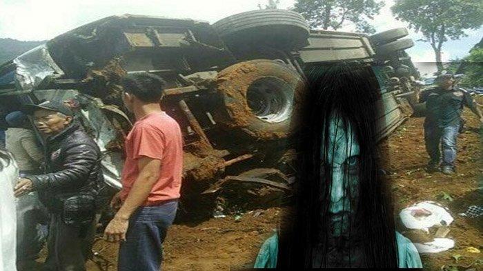 Kisah Mistis Jalan Desa TKP Kecelakaan Maut, Arwah Ketuk Pintu Hingga Penampakan Bola Api