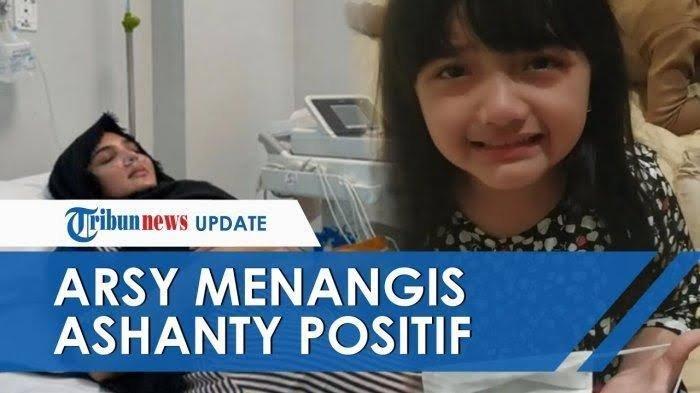 Mohon Doa Bagi Keluarga Hermansyah, Begini Kondisi Terkini Ashanty, Aurel, Azriel dan Arsy