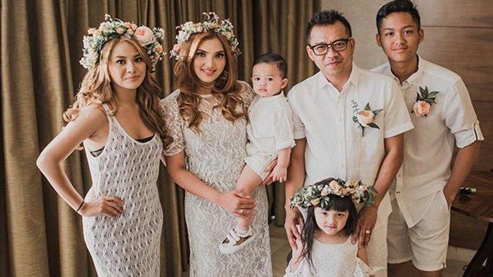 Ashanty Kenang Momen Awal Nikah dengan Anang, Puji Sikap Aurel & Azriel Hermansyah