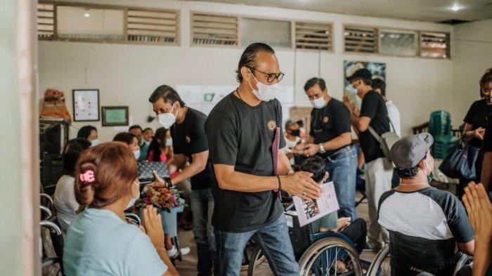 Di Tengah Momentum HUT Ke 50, DPD ASITA Bali Gelar Aksi Sosial