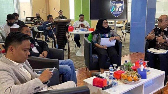 Asosiasi Karyawan Angkasa Pura I Gelar Talkshow Nasional Pencegahan Tindak Pidana Korupsi