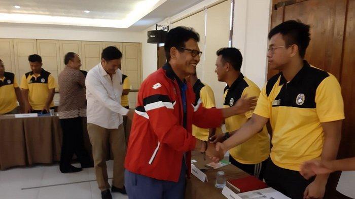 23 Pelatih Sepakbola Ikut Kursus Lisensi D di Bali, Ini Harapan Asprov PSSI
