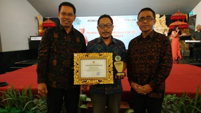 Astra Motor Bali Terima Penghargaan CSR Kota Denpasar
