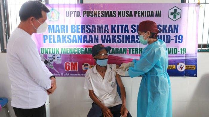 Masyarakat Tidak Perlu Resah Vaksinasi, AstraZeneca No Batch CTMAV547 Tidak Ada Beredar di Klungkung