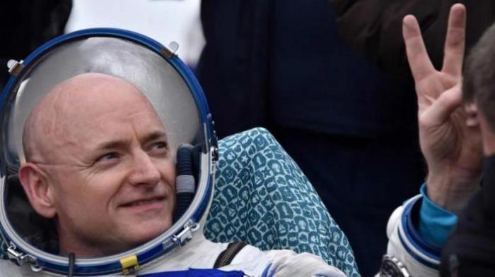 Tinggi Badan Astronot Ini Bertambah 5 Cm Setelah Tinggal di Luar Angkasa