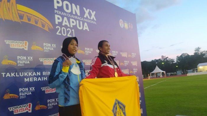 Maria Londa Pecahkan Rekor Pribadi di PON XX Papua, Bali Konsisten Cetak Emas Setiap Hari