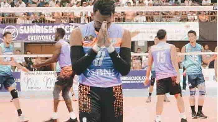 Putu Randu Atlet Voli Timnas Indonesia Asal Bali Peraih Emas SEA Games, Ini Cerita Sang Ayah