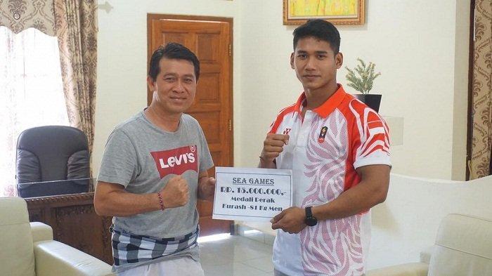 Atlet Kurash Asal Klungkung Bali Persembahkan Medali Perak bagi Indonesia di Ajang Sea Games