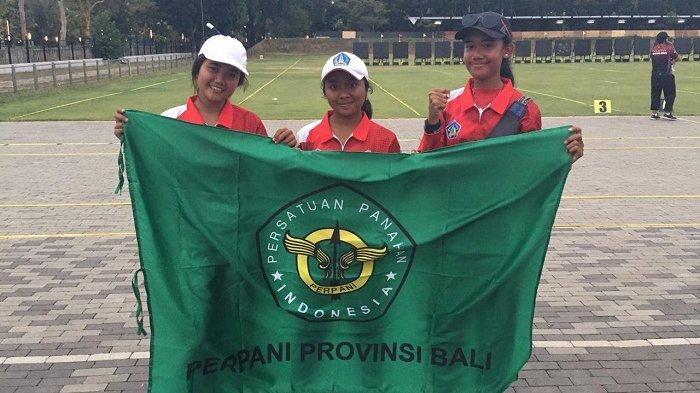 Kalahkan Jawa Barat, Atlet Panahan Bucika Dinda Zahrevi Berhasil RaihTiket Menuju PON 2020