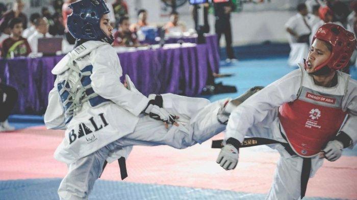 Taekwondo Bali Cetak 1 Perak dan 3 Perunggu, Pelatih Masih Optimis Raih Emas di PON XX Papua