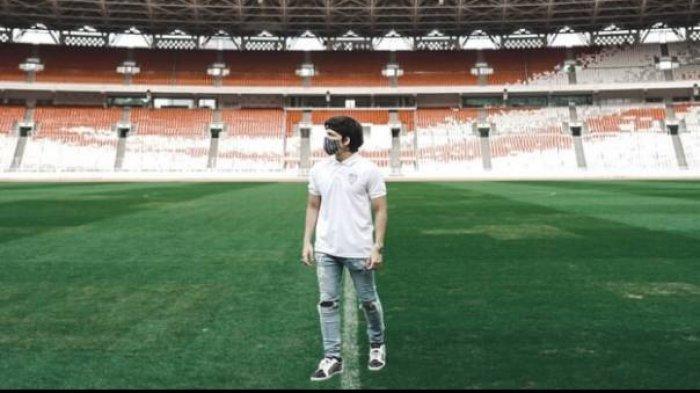 Atta Halilintar dan Aurel Hermansyah Akan Cetak Sejarah, Pasangan Pertama Menikah di Stadion GBK