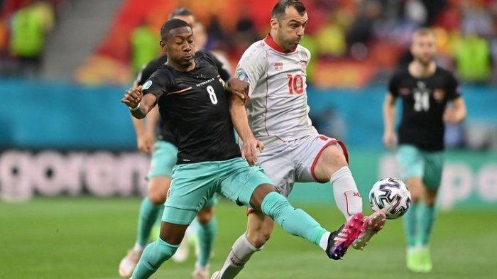 Euro 2020: Striker Gaek Goran Pandev Cetak Gol, Namun Tetap Gagal Bawa Timnya Raih Kemenangan
