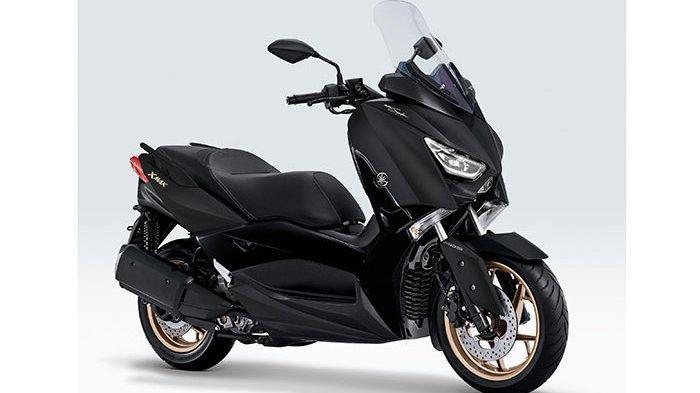 """Awal Tahun 2020 Yamaha Luncurkan Xmax dan Aerox """"MAXI Signature"""""""