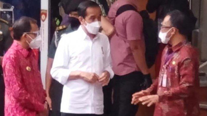 Dampingi Kunker Presiden Joko Widodo, Jaya Negara: Denpasar Komitmen Genjot Vaksinasi Covid-19