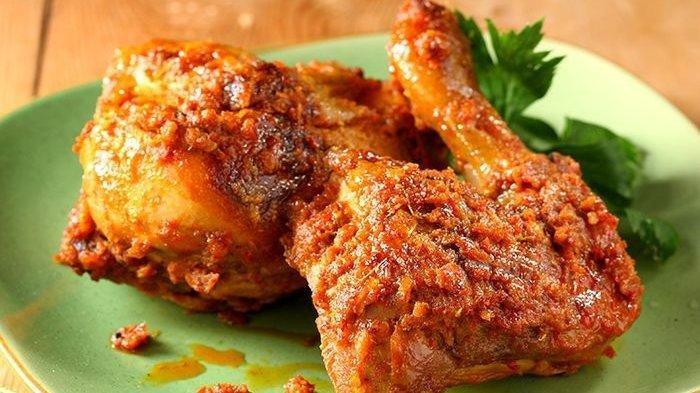 Tips Memasak Ayam Bakar Padang agar Bumbu Meresap sampai ke Tulang
