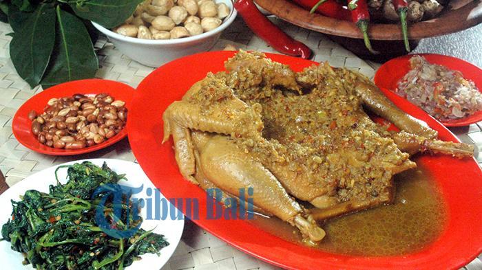 Liburan ke Bali, 6 Rekomendasi Kuliner Khas Bali Ini Cocok Jadi Menu Makan Siang