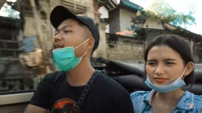 Cinta Azriel Hermansyah dan Sarah Menzel Terpisah Jarak, Turki dan Bali Merindukan Cinta