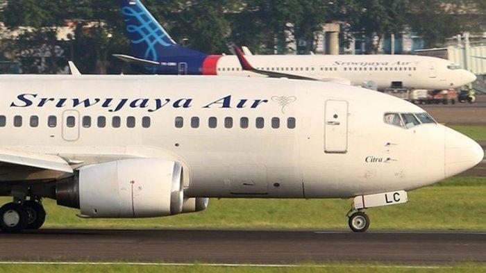 Arti Nama Citra di Hidung Pesawat Sriwijaya Air SJ 182 yang Jatuh di Kepulauan Seribu