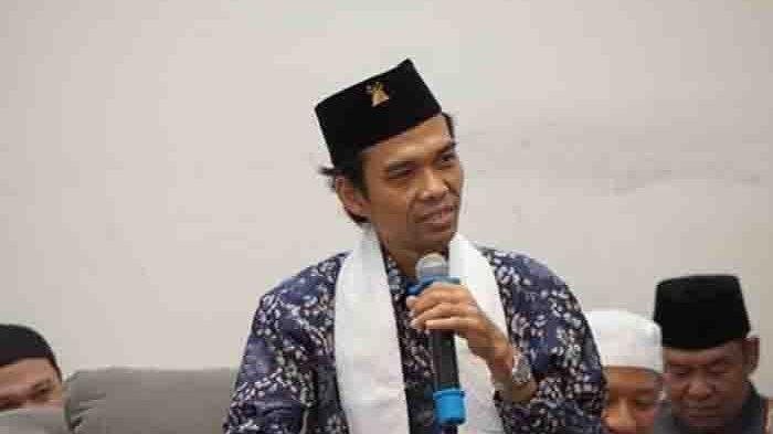 Ustadz Abdul Somad saat memberikan ceramah.