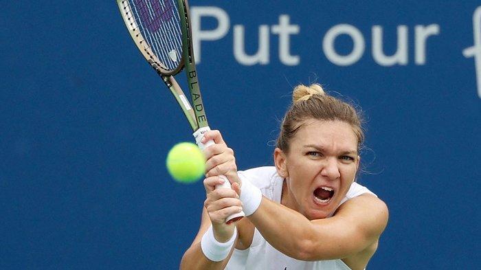 Cedera Memaksa Mantan Ratu Tenis Simona Halep Mundur dari Cincinnati