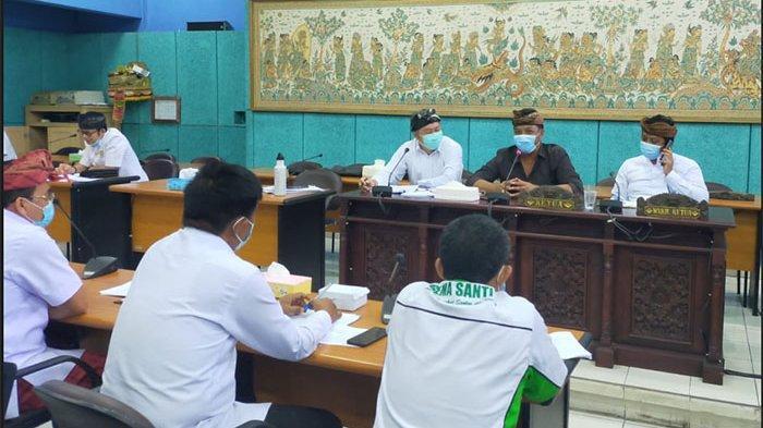 Bahas Ranperda PDAM Tirta Mahottama, Legislatif & Eksekutif Cari Solusi atas Masalah Pelayanan PDAM