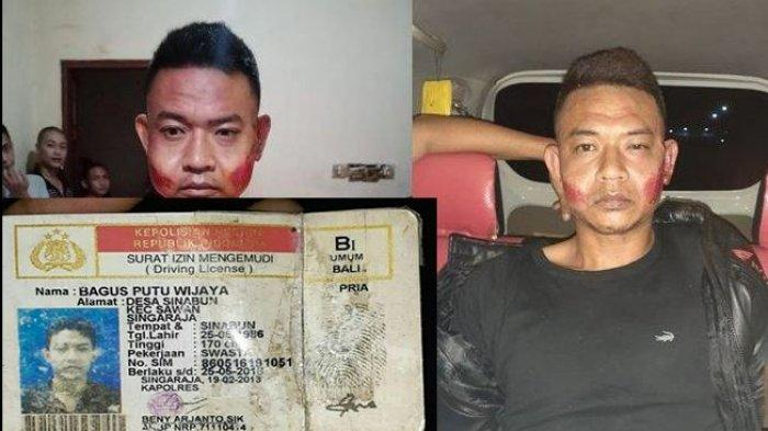 BREAKING NEWS, Pagi Ini Tersangka Pembunuh SPG Diterbangkan dari Manado ke Bali