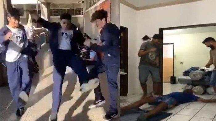 BAHAYA, JANGAN DITIRU! Viral Skull Breaker Challenge Bisa Berujung Kematian