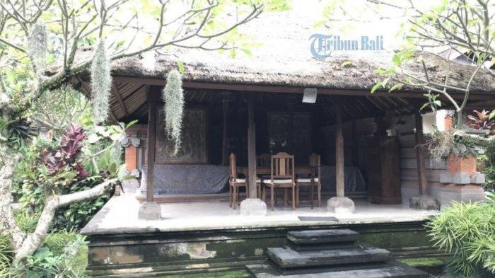 Balai Hasil Jarahan Perang, Saksi Bisu Kisah Berdirinya Puri Kauhan Ubud