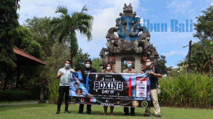Bali Boxing Day III Segera Bergulir, Sajikan 50 Partai, Bisa Disaksikan Via Offline & Live Streaming