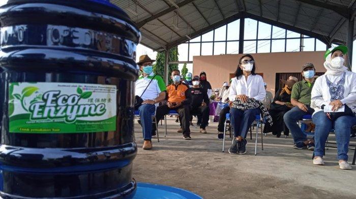 Bali Ditarget Menjadi Pulau Eco Enzyme Pertama di Dunia